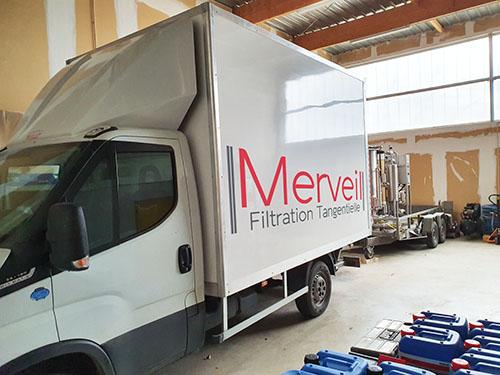 nos-moyens mobiles - MERVEIL - Filtration tangentielle